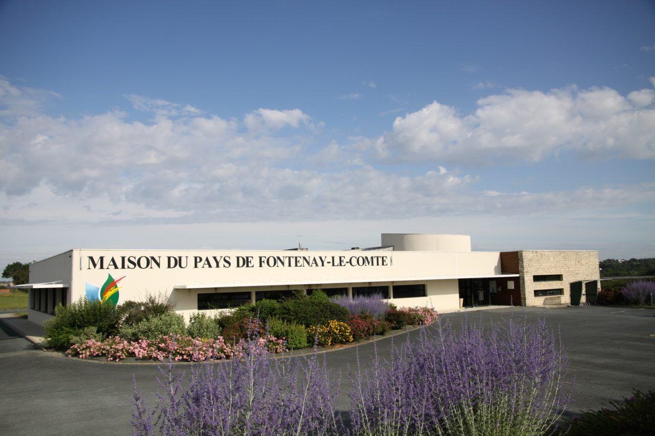 Communauté de communes Pays de Fontenay-Vendée (siège)