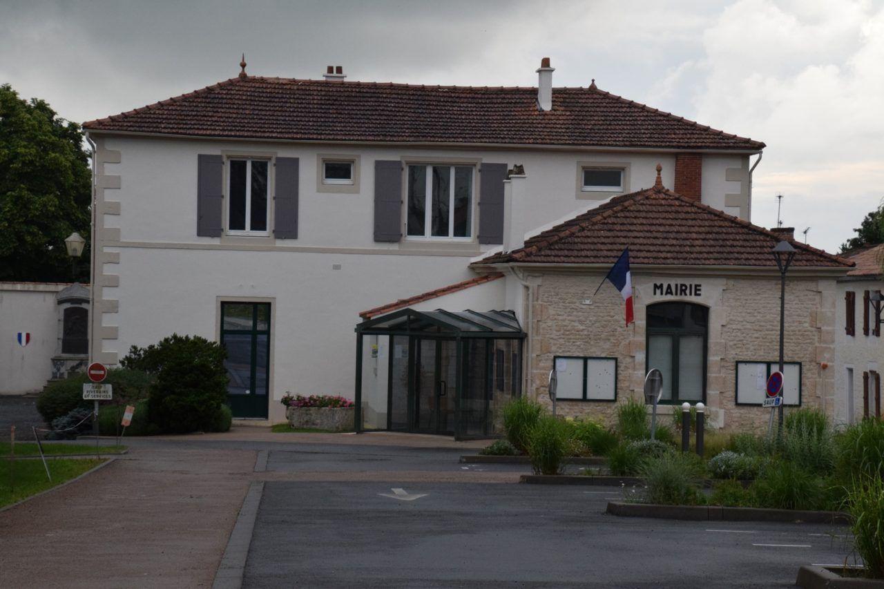 Mouzeuil Saint Martin