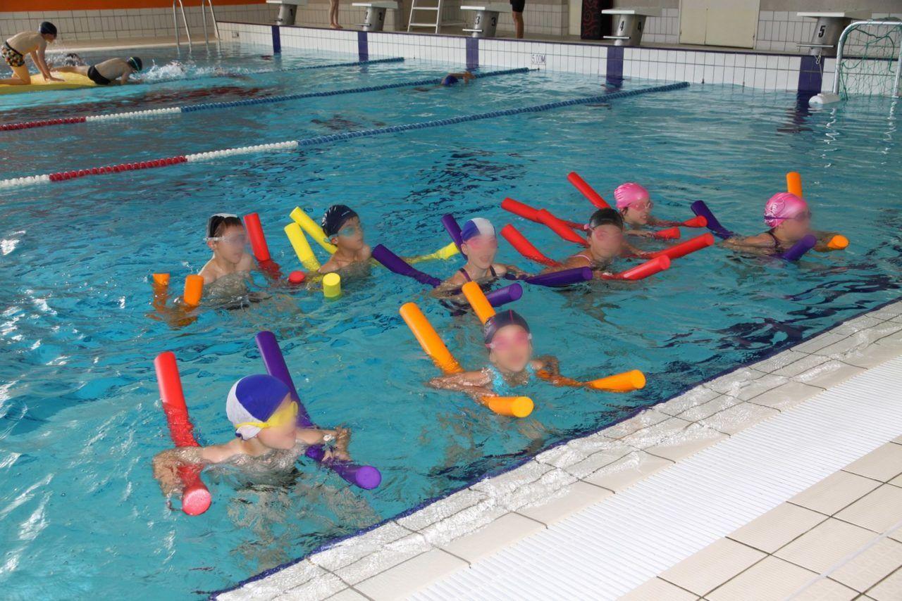 Centre aquatique Océanide – jeux