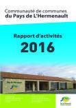 Rapport d'activités – Communauté de communes Pays de L'Hermenault 2016
